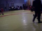 Влад Киреев (синий)победная схватка 06.12.2013